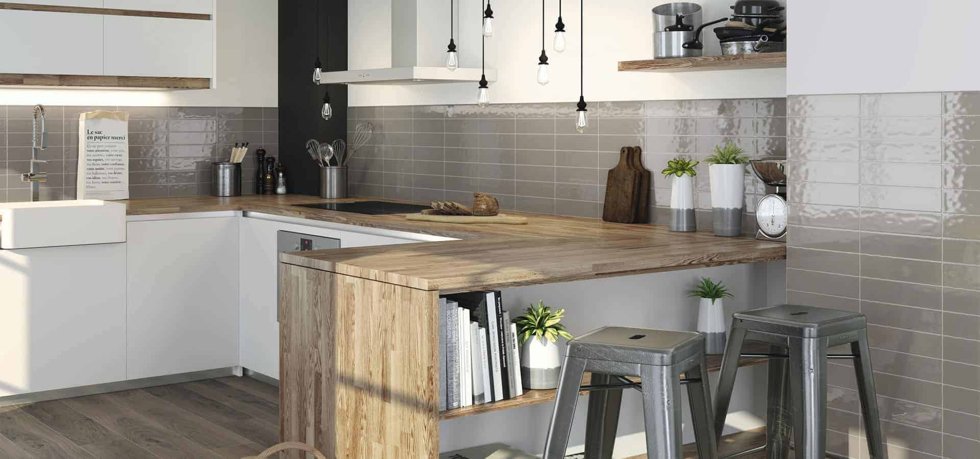 High Gloss, PVC, Solid Wood Kitchens
