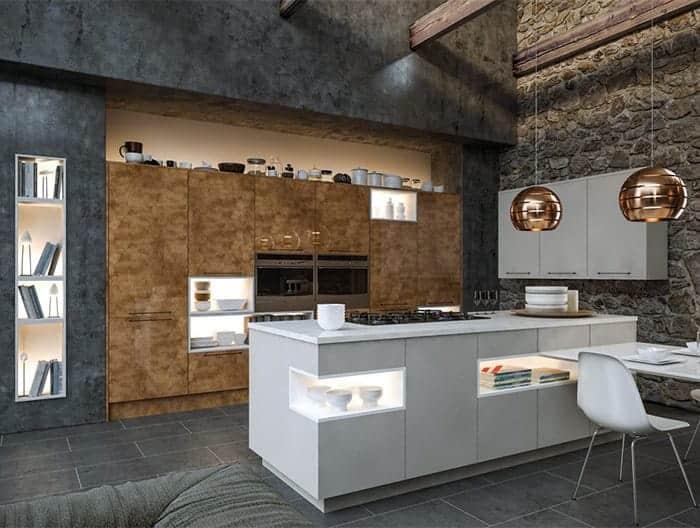 Kitchens at Emerald Tiles